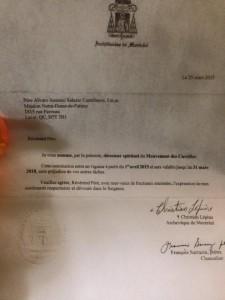 Carta nombramiento DE 1042015